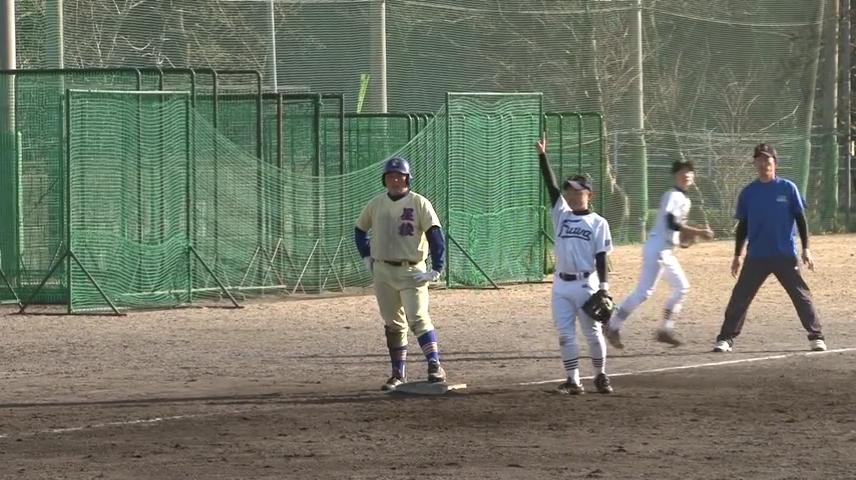 星稜中学校(石川)× 不破中学校(岐阜)